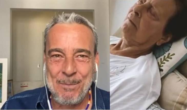 """Alexandre Borges deixa tudo de lado para cuidar da sua mãe que está com Alzheimer: """"doloroso processo"""""""
