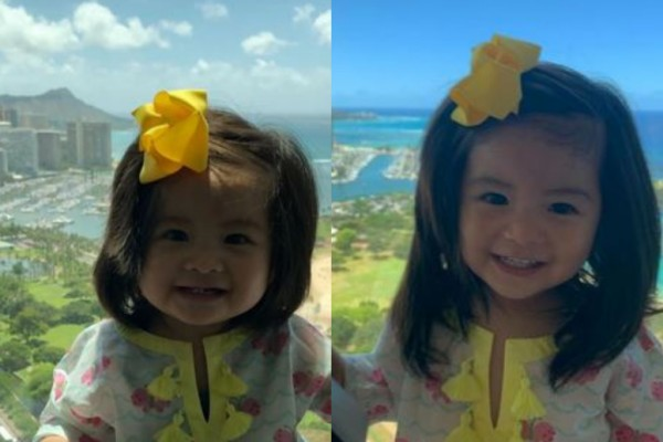 Se lembra de Chanco, a bebê mais cabeluda do mundo? Confira como ela cresceu e está linda!