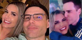 Viúva de MC Kevin faz revelação sobre relacionamento com Luiz Bacci e deixa público surpreso